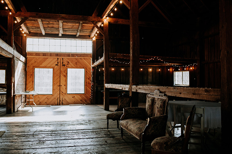 Trapshire Barn Wedding